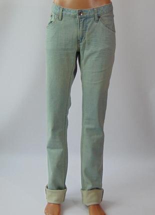 Прямые джинсы wesc размер 29 сток