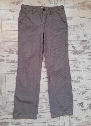 Esprit полосатые брюки в полоску