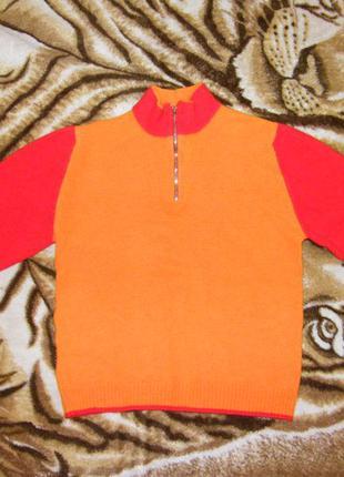 Шерстяной свитер peter scott, размер м