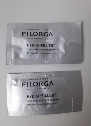 Увлажняющий крем для лица filorga hydra-filler