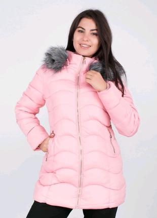 Недорогая качественная зимняя курточка