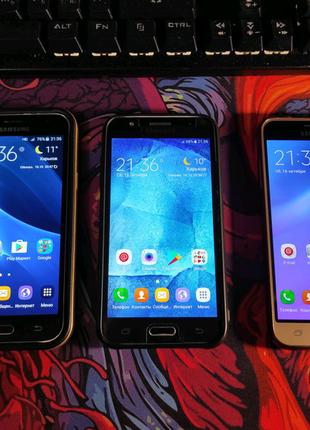 Телефоны Samsung Galaxy J5 J500H, Samsung Galaxy J3 J320H j5, j3