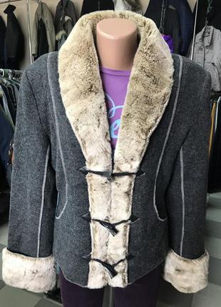 Короткое пальто vero moda