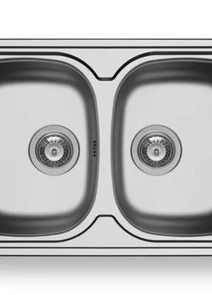 Кухонная мойка PYRAMIS SPARTA (79*50) 2B