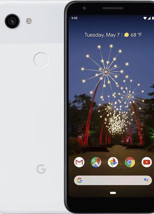 Смартфон Google Pixel 3A XL 64Gb white мобильный телефон с бол...