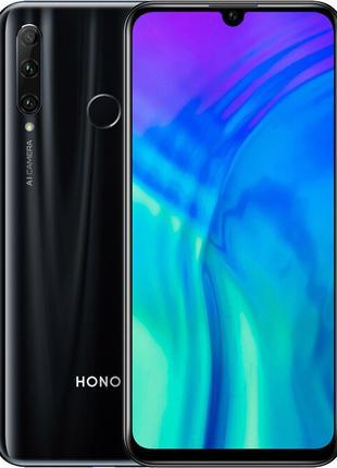 Смартфон Honor 20i 6/64Gb black мобильный телефон с большим эк...