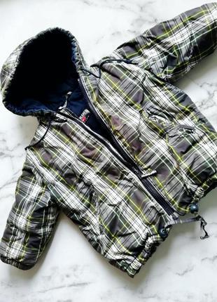 Демисезонная, весенняя куртка на мальчика 92см