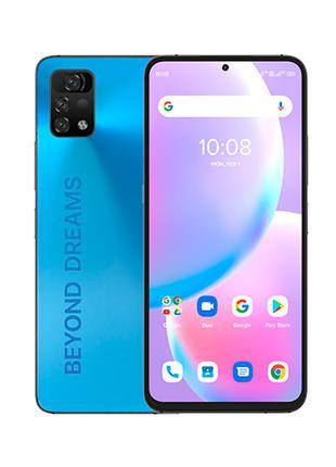 Смартфон Umidigi A11 Pro Max 4/128Gb blue мобильный телефон с ...