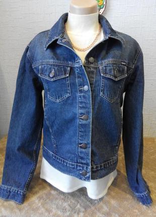 Esprit (эсприт) женская джинсовая куртка