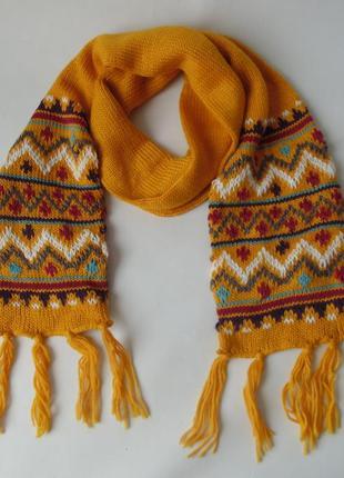 Детский шарф takko fashion