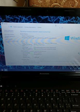 Ноутбук Lenovo/core i5