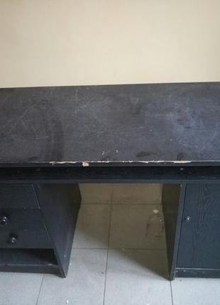Стол офисный в мастерскую