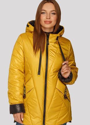 Практичная куртка на осенне-весенний сезон