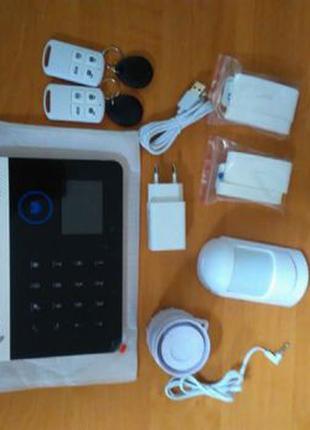GSM WiFi сигнализация