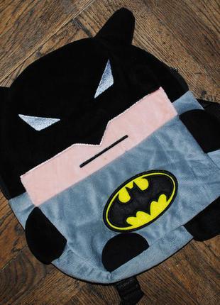 Мягкий рюкзачек бэтмен
