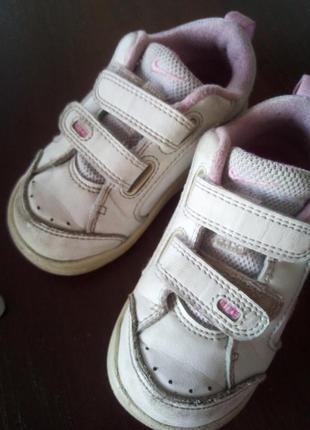 Nike кроссовочки