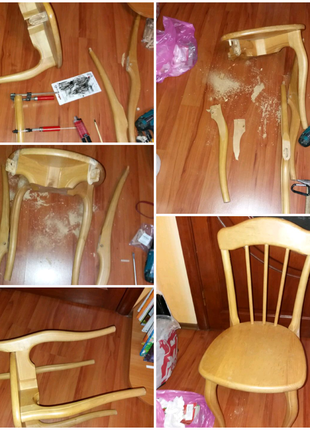 Ремонт мебели, кроватей, стульев.