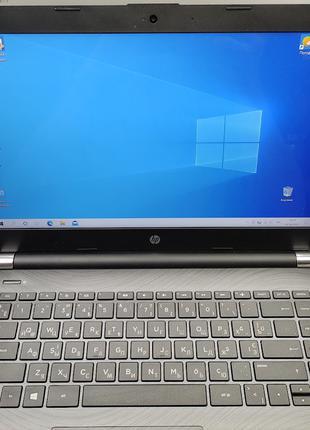 Ноутбук HP 14-bs104nt Intel Core i5 8250U 8GB 256GB SSD Radeon 52
