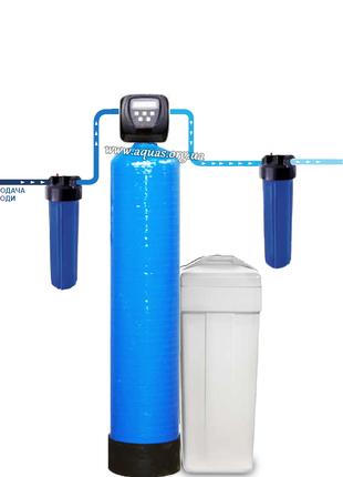 Система комплексной очистки воды FK 1054микс с пред и угольным фи