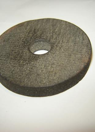 Круг шлифовальный (вулканит) 50 х 10 х 8 мм