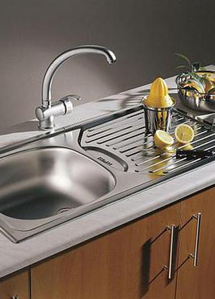 Кухонная мойка PYRAMIS ET 78 (78x43,5) 1B 1D