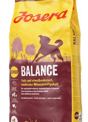 Josera Balance Йозера Баланс корм для собак 15 кг