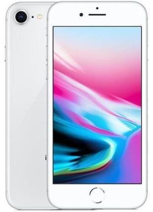 Apple iPhone 8 64Gb Silver (Б/У)
