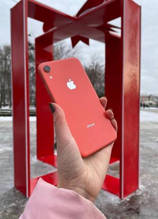 IPhone Xr 64Gb Coral БУ