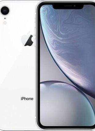 Apple iPhone Xr 128Gb White (Б/У)