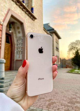 Apple iPhone 8 64Gb Gold Б/У