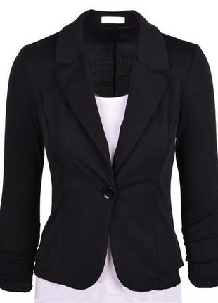 Стильный женский пиджак - блейзер