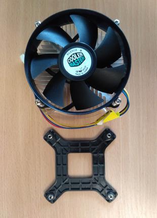 Нові процесорні кулери для сокет LGA775