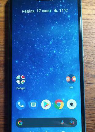 Продам Xiaomi Mi A2 Lite Blue