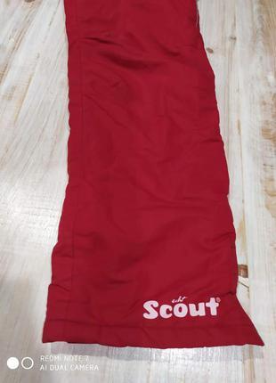 Классные лыжные или для сноуборда штаны scout