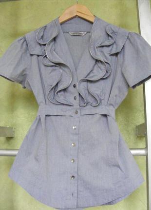 Стильная летняя блузка
