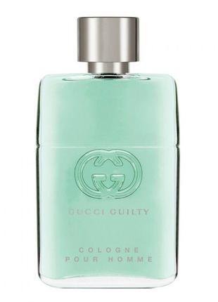Туалетная вода GUCCI Guilty Cologne Pour Homme 90 мл