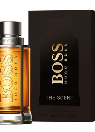 Туалетная вода HUGO BOSS Boss The Scent 100 мл