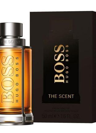 Туалетная вода HUGO BOSS Boss The Scent 50 мл