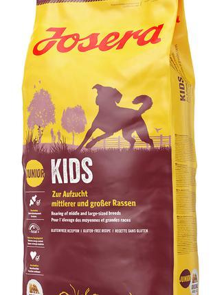 Josera Kids Йозера Кідс корм для цуценят 15 кг