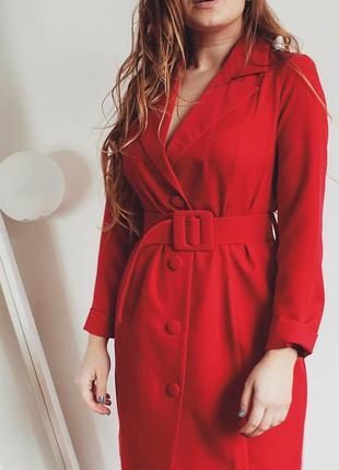 Платье-жакет топ стиля