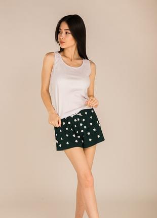 Красивая женская пижама S M L