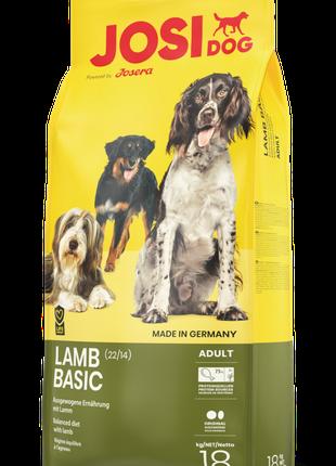 Josera JosiDog Lamb Basic ЙозіДог Ягня корм для собак 18 кг