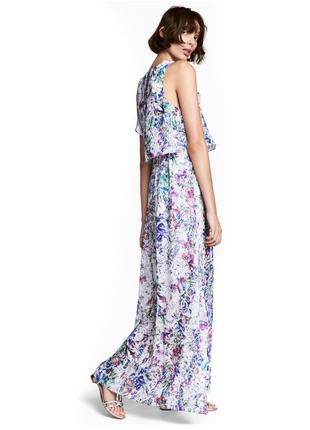 Платье макси от h&m