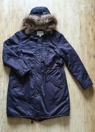 Парка куртка женская esprit