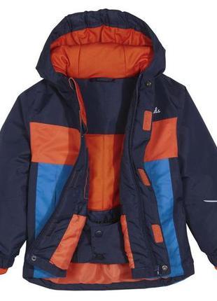 Детская зимняя куртка для девочки lupilu
