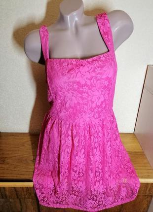 Плаття кружево