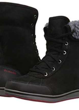 Непромокаемые зимние ботинки bangor omni-heat columbia оригинал