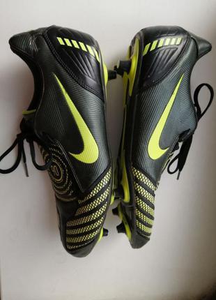 Бутсы \ футбольная обувь nike t90 (fg\sg)