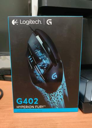 Игровая компьютерная мышь Logitech G402 HYPERION FURY.