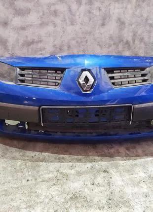 Передний бампер Рено Меган 2 Renault Megane